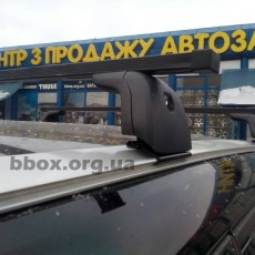 Багажник  для Volvo XC60 2008- AMOS BETA KIT 109