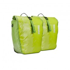 Велосипедная сумка Thule Pack 'n Pedal Shield Pannier Small (пара)(Chartreuse)