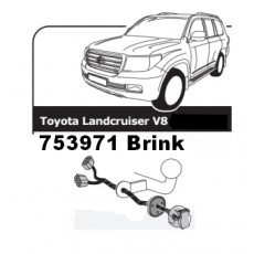 Электрокомплект Brink 753971 для Toyota Land Cruiser 200