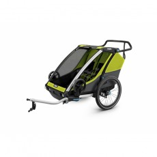 Детская коляска Thule Chariot Cab 2 (Chartreuse)
