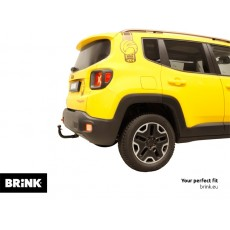 Фаркоп Jeep Renegade невидимый Brink (Thule) 605000