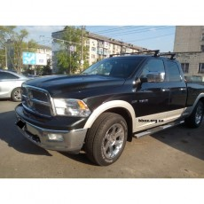 Багажник для Dodge Ram 2008-2018 (TH-754;TH-763;TH-1837)