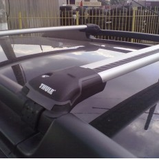 Багажник Citroen C5 Aircross 2019- Thule WingBar Edge 9582