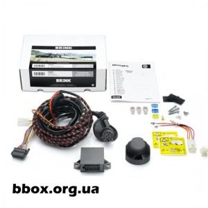 Электрокомплект Brink 753974 для Toyota Land Cruiser 200